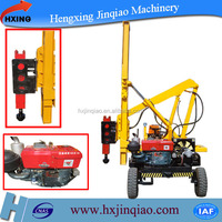mineral equipment drilling rig/pile driver