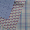4 degree wrinkle free cotton fabric for men's business shirts
