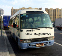toyota coaster 30 seater bus