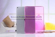 Soft TPU Tablet PC 9.7 inch Transparent Clear Crystal Case Cover for iPad air 2 for iPad 6