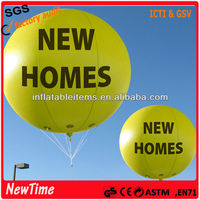 pvc inflatable advertisment balloon