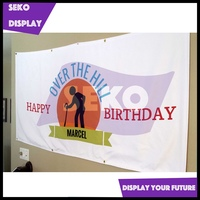 Dye-sublimation printing fabric banner printing