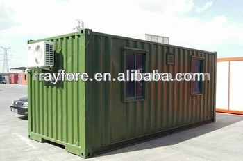 , flat pack trailers with living room and bath room container house