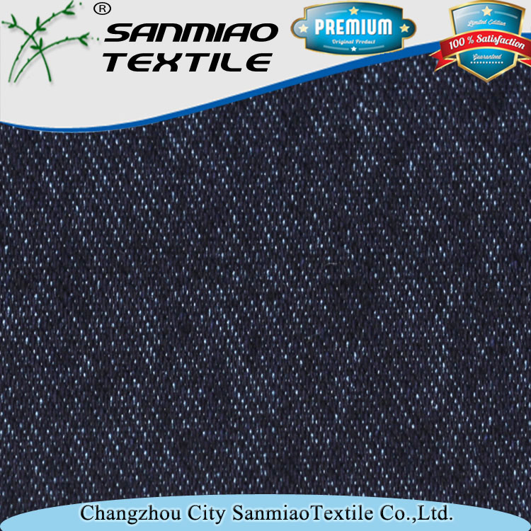 good quality free shipping cotton denim roll fabric With Long-term Service