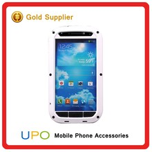 [UPO] Wholesale Defender Waterproof Metal Bumper Mobile Phone Case Cover for Samsung Galaxy S4