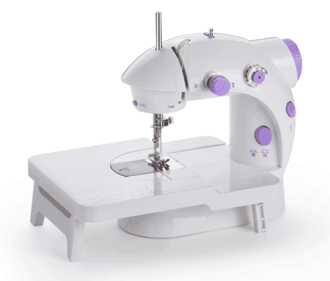 ZOGIFT Hand Operated mini portable sewing machine fhsm-202 from original producer