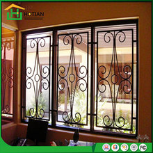 Hot sales Chinese high quality aluminum alloy profil steel window grill design home
