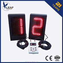 High quality LED digital serve sign board/electric sign board