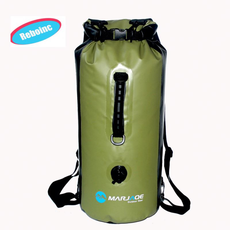 Waterproof Heavy Duty Dry Bag Dry Bag Sack, Waterproof Floating Dry Gear Bags for Boating, Swimming