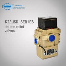 K23JSD-L25T series harsh environment near zero leakage safety valve