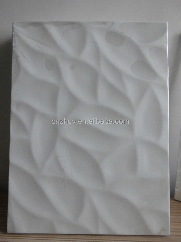 pattern embossed kitchen cabinet door with PVC coating