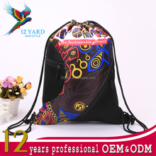 New design fancy Logo Printing fashionable school backpacks for university students