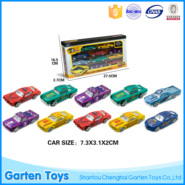 Non-openable doors China kids resin die cast model cars toy for sale