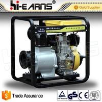 diesel engine driven 6 inch water pump