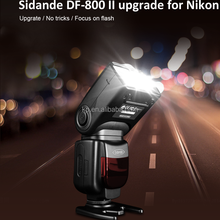 Sidande Professional Camera Flash DF-800 Special for Nikon Camera Flash Light