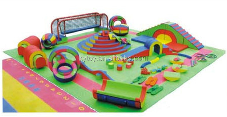 Sensory integration series soft play area for kids