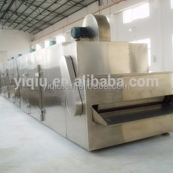 banana chips dryer/banana chip mesh belt dryer
