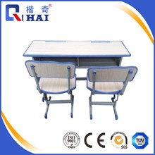 Hot sale School desk and chair, Used school furniture for sale