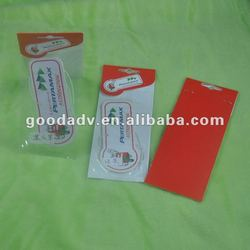 GOODADV.P.FACTORY paper room freshener for promotion