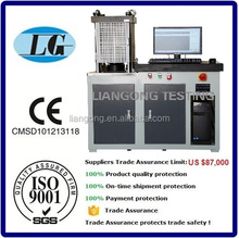 ASTM C1609-10 Fiber-reinforced Concrete Flex Flexual Bending Strength Testing Instruments