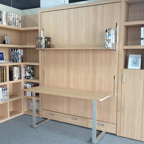 Murphy Bed Name Origin: Modern Design Sofa Murphy Bed Set For Multifunctional