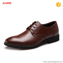 2017 Spring Brazil Men Soft Leather Casual Business Dress Shoes