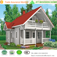 2015 Low Cost Best Design Prefabricated Wooden House