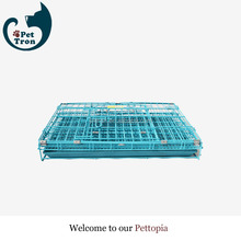 Promotion price latest pet dog cage with removable tray