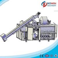 Modified cassava starch production machine for small scale farm