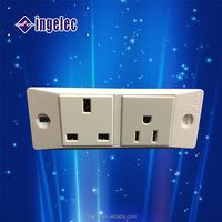 YiWu No.1 isolator switch wall power outlet socket with night light