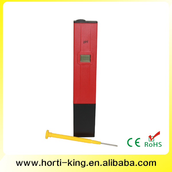 Horticulture ph meter, ph and salinity meter, soil ph meter