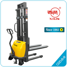 Xilin 1.0/1.5 Tons Economy Semi-Electric Stacker Pallet Jack
