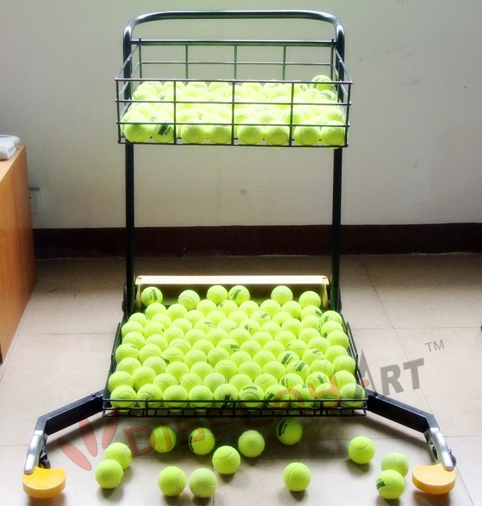 Tennis Ball Machine for Picking Balls