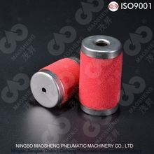 HSS Type Top selling factory directly plastic porous silencer