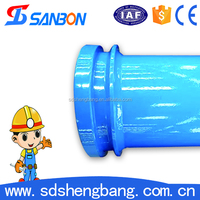 concrete pipe thickness/pump pipe for schwing/concrete pipe system