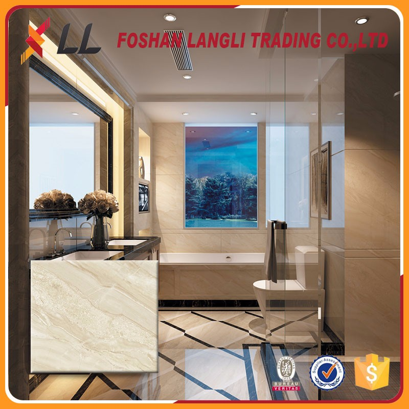 Factory outlets bathroom glazed porcelain floor tile