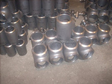 carbon steel tee NACE MR 0175 pipe fitting elbow/tee/reducer/bends/cap