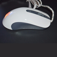Custom Design Switch DPI Wired Computer Mouse Promotion 3200DPI LED Optical 6D USB Wired Gaming Game Mouse