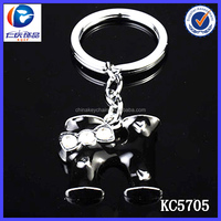2014 Fashion R letter keychain With Acrylic For Promotion