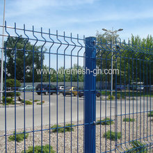 Made In China Welded Wire Mesh Fence / School Playground Fence / Metal Fence Panel