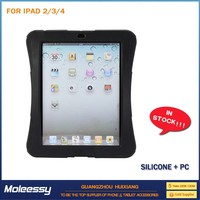 shockproof 3d fancy case for ipad 3