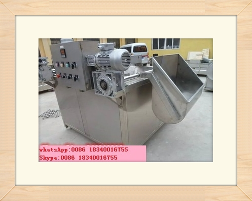2017 Very hot semi-automatic small potato chips making machine