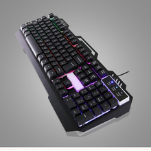 China professional OEM 775g compact mechanical gaming keyboard