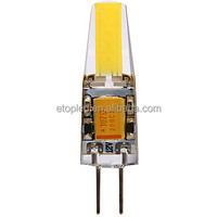 G4 LED Bi-pin Lights MR11 4 COB 460 lm Warm White Cold White Decorative DC/AC 12V DC/AC 24V 5pcs