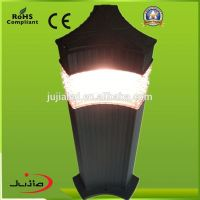 Factory Direct sale led garden lighting pole light