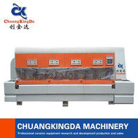 CKD-3+5 Granite marble round grinding machine granite polishing machine bullnose machine