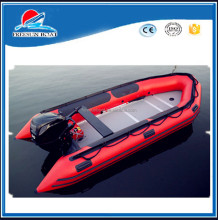 470cm inflatable rubber boat rescue boat for sale