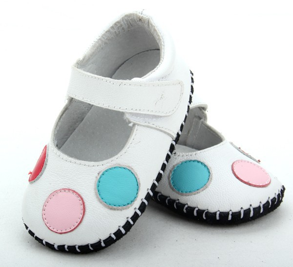 Fresh design infant toddler shoes from baby happy