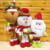 Standing Flexible Fabric Christmas Decorations,cheap christmas gift