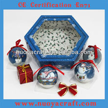 2013 New christmas product with handmade christmas ornaments